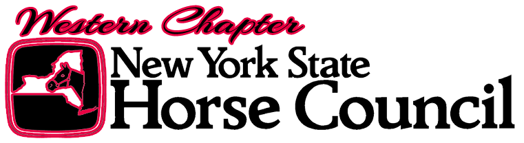 The Western New York Chapter of the New York State Horse Council